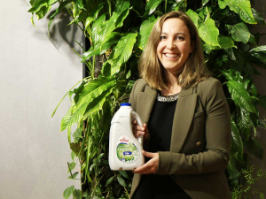 Fonterra senior sustainability manager, Lara Phillips.