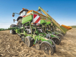 Amazone's new Precea precision air-seeder.
