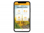 Continental's 'Agriculture TireTech' app.