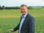 Rabobank New Zealand chief executive Todd Charteris says farmers with a pessimistic outlook cited government policy as a key reason.