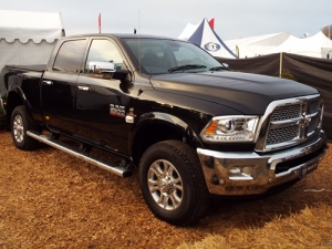 They don't come much bigger than the latest RAM truck.