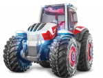 Steyr hybrid concept tractor