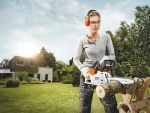 Chainsaw safety is like putting on a seatbelt when getting into a vehicle, say Stihl.