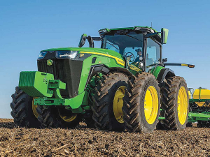 John Deere has introduced the new Series 8 tractors lineup.