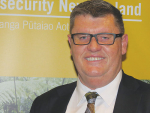 Roger Smith, new head of Biosecurity NZ.