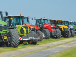 Industry association TAMA reports that tractor sales topped out at 4079 last year.