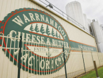 Victoria processor Warrnambool Cheese & Butter is Australia's fourth-largest dairy producer.