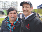 Historic day for Māori hort