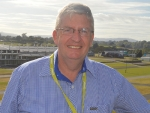New fieldays boss Peter Nation has had a long time involvement with the event.