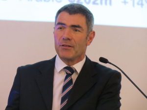 Former Agriculture Minister Nathan Guy will not be seeking re-election next year.