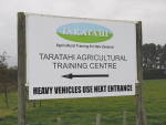 Taratahi's future remains in limbo.