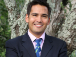 National Party leader Simon Bridges.