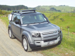 Land Rover range going electric