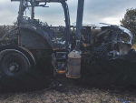 Most of the claims for tractor fires caused by bird nests.