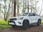 Toyota's special edition Hilux.