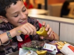 Kiwifruit to boost happiness in happy meals