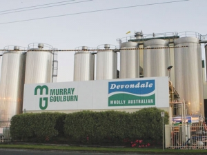 Murray Goulburn is offering share units to investors.